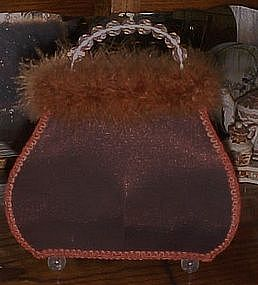 Ladies purse. lamp