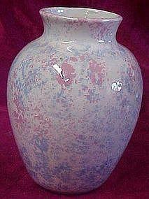 Pastel sponge flower vase