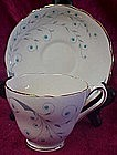Vintage Grosvernor bone china cup and saucer