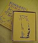 Bonnard Animals ,notecards, Metropolitan Museum of Art