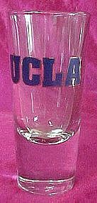 "UCLA Big shot glass 6 1/4"", WOW!!"