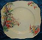 J & G Meakin Isle of Capri salad plate, Sunshine