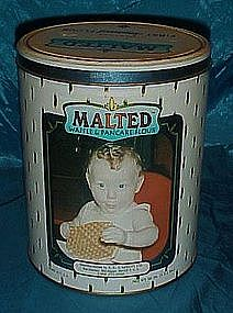 Carbon's Malted Waffle & Pancake Flour tin