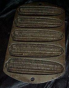 5 stick cast iron, cornbread pan