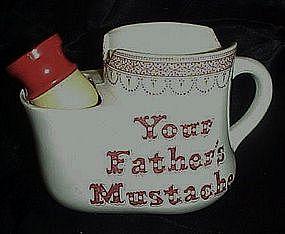 your fathers moustache shaving mug