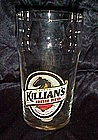 Killian's Irish AlRed,  Premium Lager beer glass