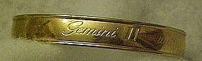 Avon Zodiac cuff bracelet, Gemini