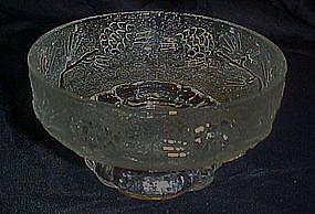 """Tiara Ponderosa Pine individual salad bowl 5"""""""