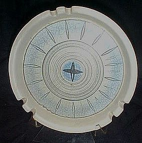 Sascha Brastoff ceramic ashtray 056A