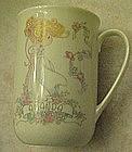 Precious Moments personalized cup / mug AMANDA