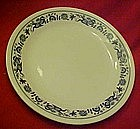 Corelle Old Town Blue dinner plate