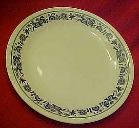Corelle Old town blue  8 1/2