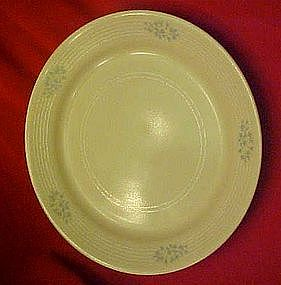 Corelle Lace Bouquet dinner plate