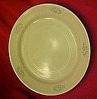 Corelle Lace Bouquet dinner plate