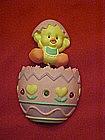 Avon hatching Easter chick ,egg, blinking pin