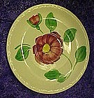 Blue Ridge Southern Potteries Mirror Image saucer