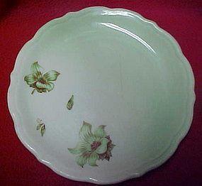 Syracuse Desert flower dessert plate, Union Pacific R.R