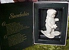 Dept 56 Snowbabies, A Special delivery, Winter Tales