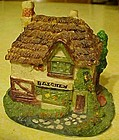 Department 56 Dickens miniature ccp cottage,  Butcher