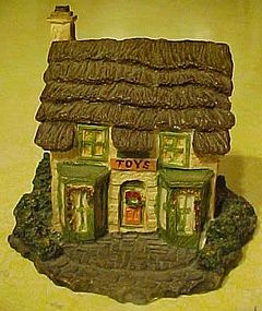 Department 56 Dickens Miniatures CCP toy shop