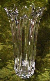 Mikasa Astra crystal vase