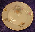 R.C. Bavaria Versailles floral bread and  butter plate