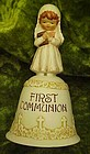 Enesco All the Lord's children, First Communion bell