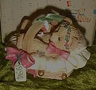 Cherished Teddies 1994 ornament Beary Christmas, boxed