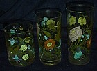 Federal Glass Dorothy Thorpe iced tea glass  6 1/4""