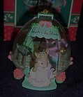 Enesco Treasury of Christmas ornament Hair's the place