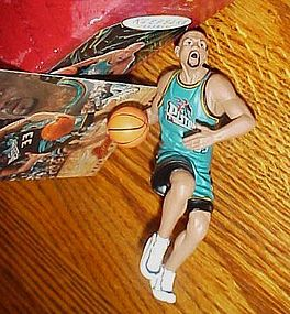 Hallmark keepsake ornament Grant Hill hoop stars