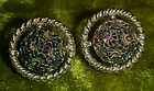 Vintage Sarah Coventry Northern Lights clip earrings