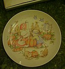 Watkins Country Kids collector plate Sharing is fun