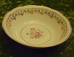 Stetson Stt1 floral center vegetable serving bowl