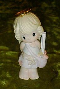 Precious Moments messenger of love figurine  #119838