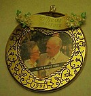Hallmark 50 Years together 1991 photo Ornament