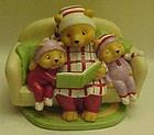 Hallmark Crayola bears storytime figurine
