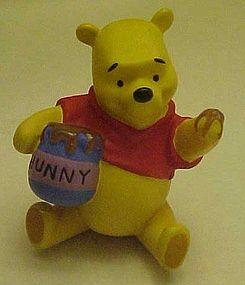 Disney Winnie the Pooh with honey pot  PVC figure