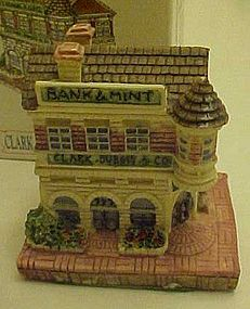 Liberty Falls Clark Dubois Bank & Mint  AH12, MIB