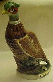 Jim Beam Pheasant decanter 1966
