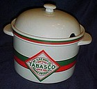 Tabasco brand soup tureen