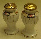 Old Nippon salt and pepper shakers rising sun mark