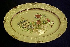 "Spode Copeland Rosalie oval serving platter 11"""