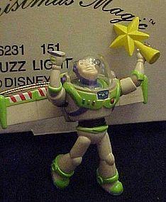 Disney Christmas Magic Buzz Lightyear ornament MIB