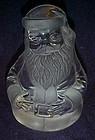 Hand Made Viking Glass Santa Claus