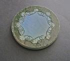 Rare High Glaze Newcomb College Pottery Trivet H. Joor