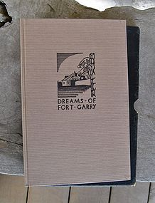 Dreams of Fort Garry Walter J. Phillips Woodcuts Signed
