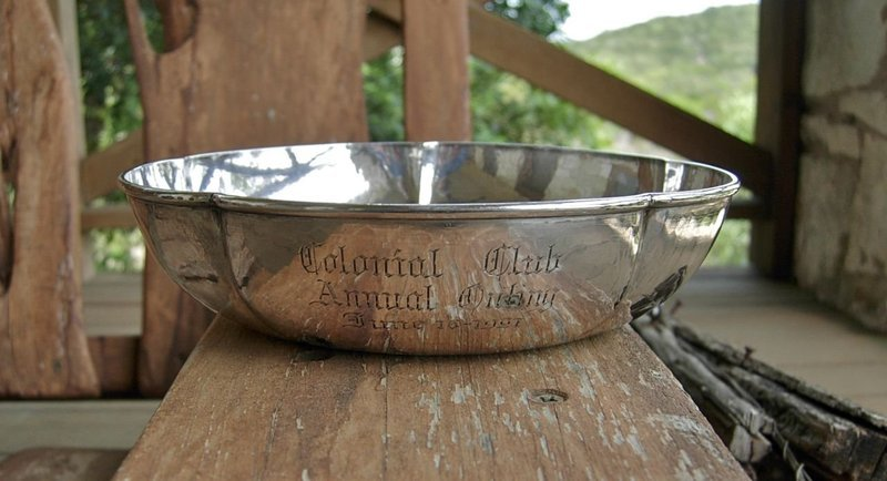 Kalo Hand Wrought Sterling Silver Bowl 1921