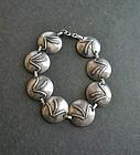 Vintage Georg Jensen USA Sterling Bracelet