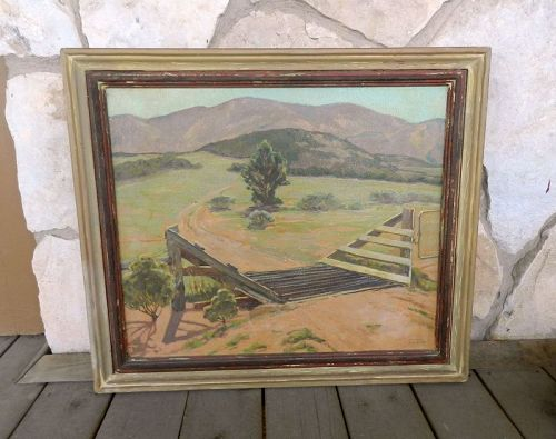 Marylka Modjeska (1893-1966) Arizona Artist Southwestern Painting